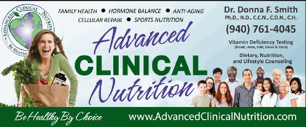 Be Healthy By Choice! Board Certified Clinical Nutritionist